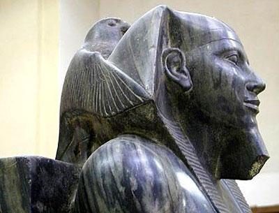 Les complexes funéraires de Chéphren et Mykérinos