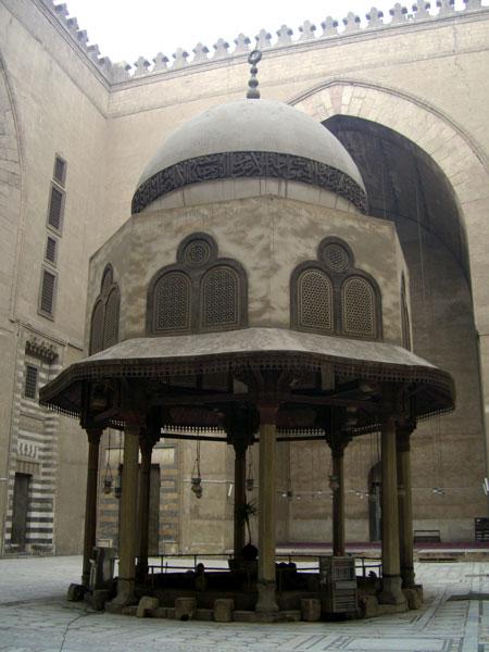 Le caire citadelle et cit des morts for La fontaine aux cuisines