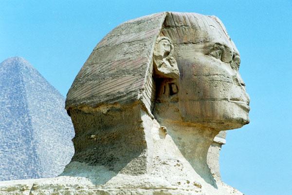 statue du sphinx